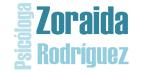 Zoraida Rodríguez Psicóloga