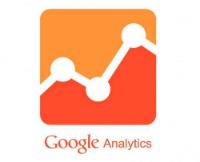 tercera actualización del logo google analytics