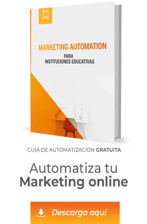 imagen guía automatización del marketing